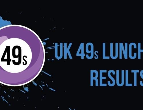 UK49s Lunchtime Results: Thursday 24 June 2021